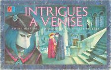 Jeu de société Intrigues à Venise - Votre mission : démasquer les agents secrets