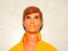 Barbie:  VINTAGE Brunette MOD BEND LEG KEN Doll!