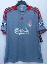 Liverpool FC 2008-2009 Official Away Premier League Shirt BNWT Large 2 Dossena
