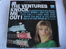 THE VENTURES KNOCK ME OUT! VINYL LP DOLTON RECORDS LOVE POTION NO. 9, STEREO VG+