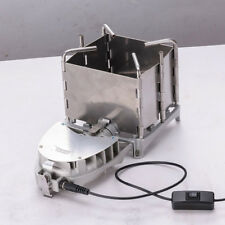 Brs-116 Camping Picnic Wood-burning Stove  Firewood Furnace BBQ Barbecue Grill
