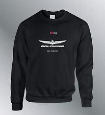 Sweat shirt Goldwing GL 1800 moto sweatshirt sweater pullover