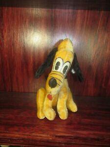 1940s Gund Pluto pie eyed pooch