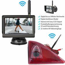 Kabellose Rückfahrkamera + Monitor für Renault Master, Nissan NV400, Opel Movano