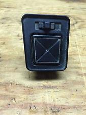 1984-1990 Jeep Wagoneer XJ OEM Power Seat Adjuster Panel Button Switch w/Harness