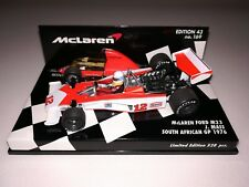Minichamps F1 McLaren Ford M23 Jochen Mass 1/43 South African GP 1976