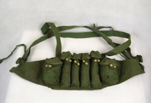 Supplus Chinese Army PLA Type 79 Chest Rig Ammo Pouch