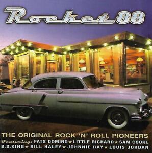 Rocket 88 - Various Artists (2003 CD Album)