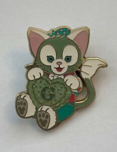 HKDL Valentines Day 2018 Duffy And Friends Set Gelatoni G Disney Pin (A3)