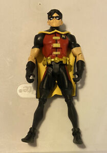"""DC Universe Young Justice - Robin From Box Set 6"""" Loose Figure"""