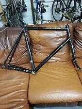 VINTAGE 1988 Cannondale Black Lightning SR700 Frame And Fork  63CM