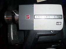 gaf anscomatic super 8 movie camera st/87 vintage