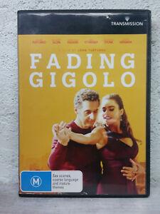 Fading Gigolo DVD - 2013 Woody Allen, John Turturro, SOFIA Vergara, Sharon Stone