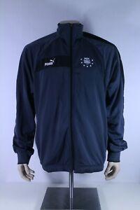 Sk Sturm Graz Puma Herren Trainingsanzug Hose + Jacke Poly Track Suit schwarz