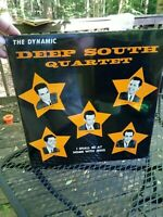 NOS Sealed 1956 Vinyl 'Deep South Quartet', Sounds of Atlanta, Southern Gospel