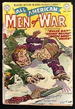 ALL-AMERICAN MEN OF WAR #2 1953 FR/GD COMPLETE 4 STORIES KRIGSTEIN,GRANDENETTI