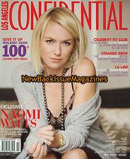 Los Angeles Confidential 11/06,Naomi Watts,Jackie Warner,November 2006,NEW