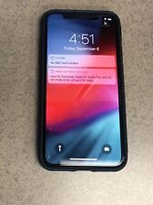 Apple iPhone X - 256GB - Space Gray (Unlocked) A1865 (CDMA + GSM)