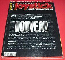 Magazine Joystick [n°52 Sept 94] Atari Amiga PC Mac CDI 3DO *JRF