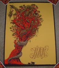 ANDREW AR GHRIST art poster print KAA s/n silkscreen jungle book galerie f