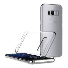 Custodia Cover Morbida Slim Anukku Trasparente Air Gel Per Samsung Galaxy S8