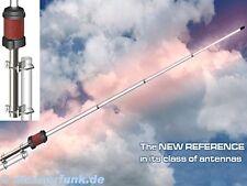 SIRIO GAIN MASTER CB Basisantenne 10&11 Meter Band 25,5 bis 30 MHz Länge 7,36m