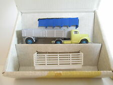 GB DINKY 424 406 COMMER CONVERTIBLE ARTICULATED TRUCK MIB 9 ENBOITE SONICE L@@K