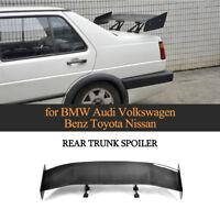 """Für BMW M3 F80 M4 58"""" Universal Carbon Spoiler Kofferraumspoiler Flügel Lippe"""