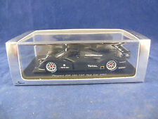 "Spark Minimax S1271 Peugeot 908 HDI FAP Test Car 2007 ""Total"""