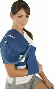 Aircast Cryo / Cuff Compression Shoulder Pad Cold Therapy Wrap 12A01 Cuff Only