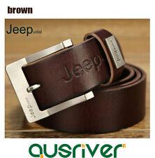 Jeep Adult Unisex Belt Buckles