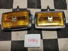 Paire anti brouillard MARCHAL 850 GT -  fog lamps - Alpine Ford Fairlane