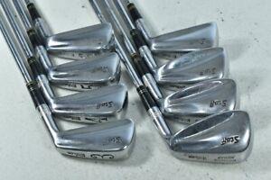 Wilson Staff Blade 3-PW Iron Set Right Stiff Flex Steel # 126893