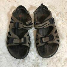 Clarks Unstructured Mens adjustable strap sandals size 9