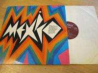 LP Mexico Popcorn Good bye Mama Du bist da Mama Loo Vinyl AMIGA DDR 855356