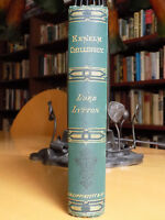 KENELM CHILLINGLY, His Adventure and Opinions, THE LORD LYTTON EDITION, 1877, HC