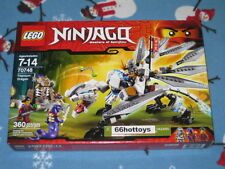 LEGO Ninjago 70748 Titanium Dragon NEW