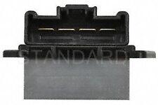 Blower Motor Resistor RU839 Standard Motor Products