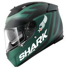 Shark Motorcycle Helmet Speed-R Avenger Matt Green / Black full face Size XL