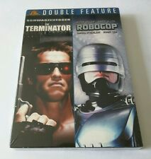 "Robocop/The Terminator (DVD, 2006, 2-Disc Set) *RARE* ""NEW & SEALED"" 1984 & 1987"