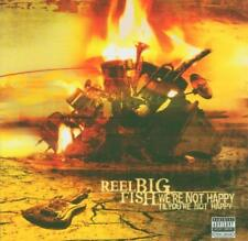 Reel Big Fish - We're Not Happy 'Til You're Not Happy [New & Sealed] CD