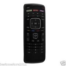 Vizio XRT112 LED Internet Smart Apps TV Remote with Amazon, Netflix & M-GO Keys