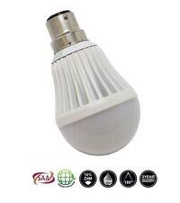 10 x Martec Dimmable 8W B22 WARM WHITE LED Light Globe Bulb 8-Watt MBGL308BCD