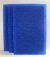 4 Replacement Filters for an Dynamic air Cleaner 1400 with V-bank filter frame *