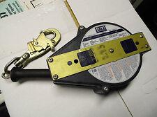 Used Dbi Sala Self Retracting Lanyard 30 Ultra Lok 3504431c Seb346 Ss Cable