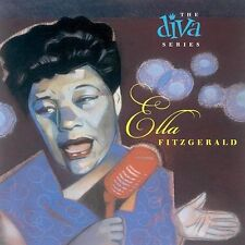 The Diva by Ella Fitzgerald (CD, May-2003, Verve)