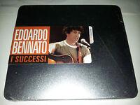 cd musica EDOARDO BENNATO I SUCCESSI STEEL BOOK COLLECTION