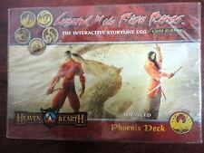 Legend of the Five Rings,Heaven & Earth,Phoenix Deck,2004 (INGLES)