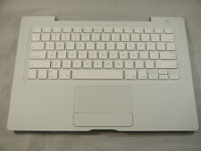 """NEW Keyboard Topcase With Touchpad for APPLE White 13.3"""" A1181 Macbook"""