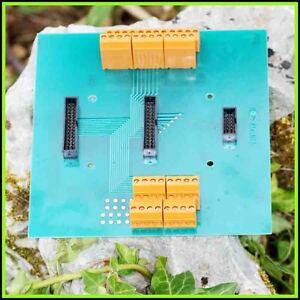 5x BORNIER A VIS 8 CONTACTS à récupérer sur circuit imprimé